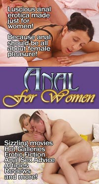 Anal for Women ad